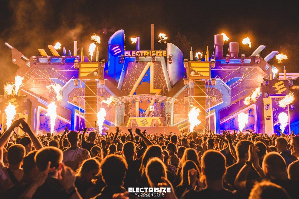 Electrisize Mainstage 2018