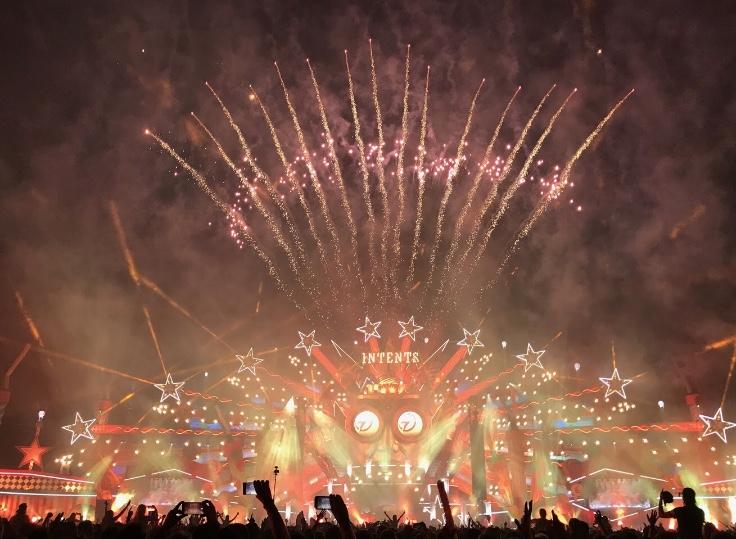 Intents Festival Closing