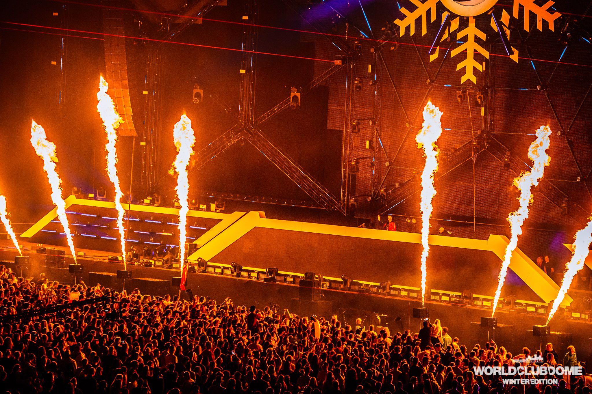 World Club Dome Winter Edition Don Diablo