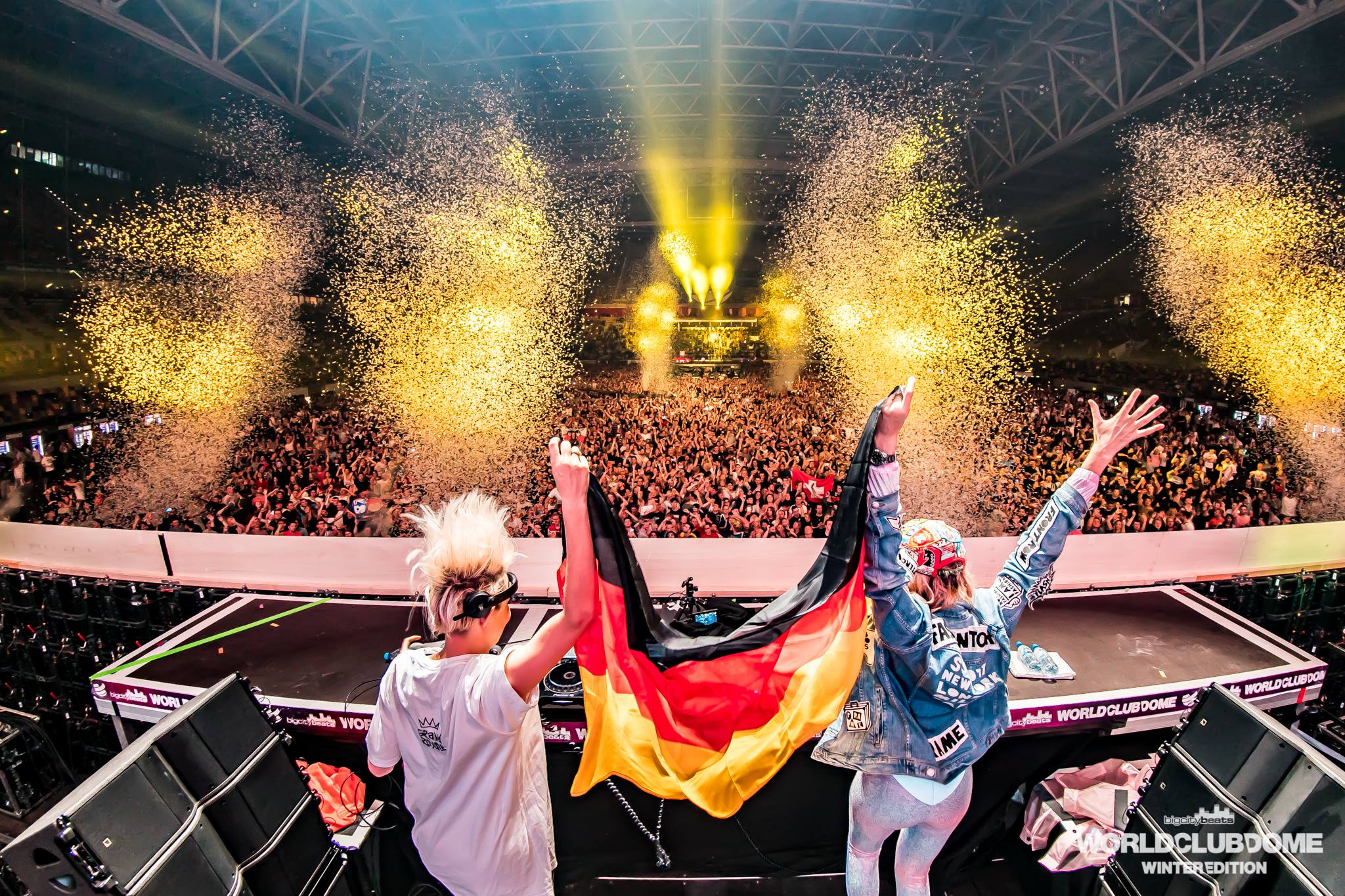 World Club Dome Winter Edition Nervo