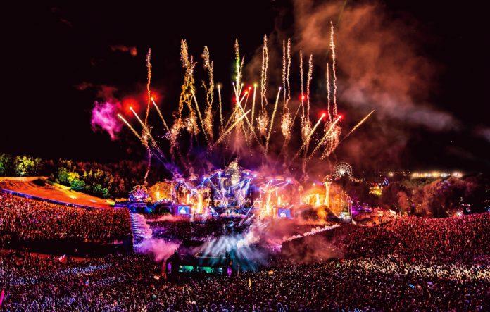 Tomorrowland Mainstage 2018