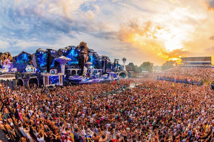 Tomorrowland Mainstage