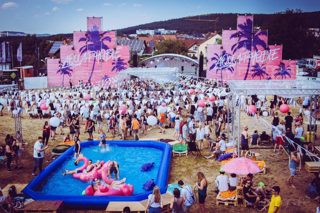 Aquaphobie Electronic Music Festival