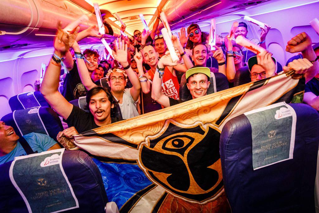 Tomorrowland Global Journey