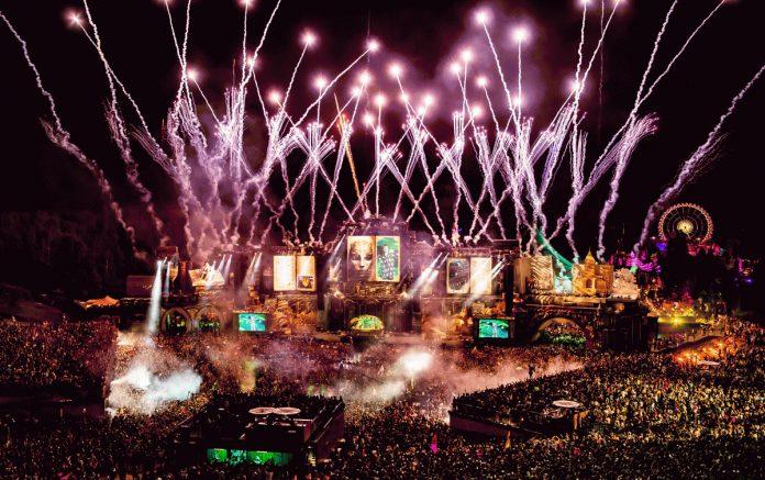 Tomorrowland Mainstage 2019