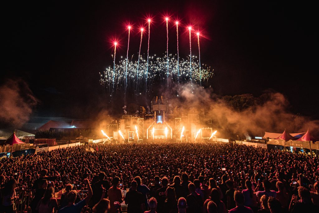 Electrisize Festival 2019 Mainstage