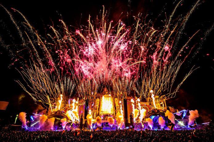 Tomorrowland WInter Mainstage 2019