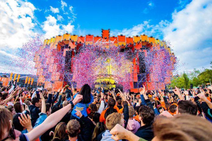 Kingsland Festival Bühne