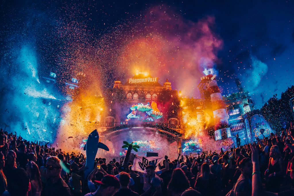 Parookaville Bills Factory 2019