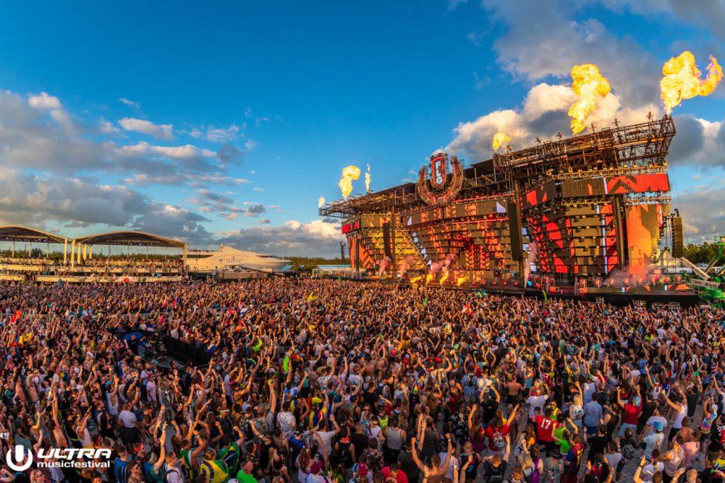 Ultra Music Festival Miami Mainstage 2019