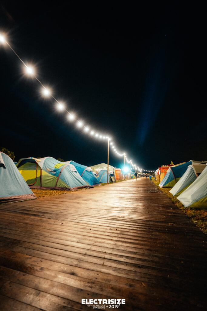 Electrisize Campsite